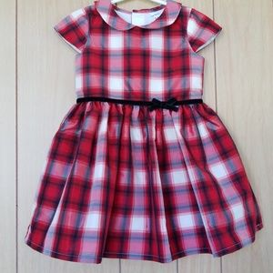 Carters baby girl holiday dress size 24 months